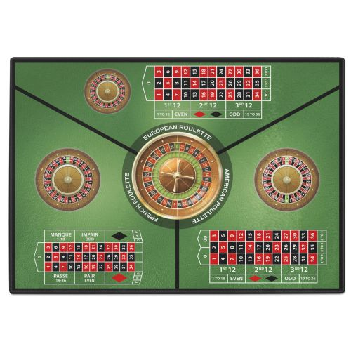 Roulette Table Layouts Tempered Glass Chopping Board